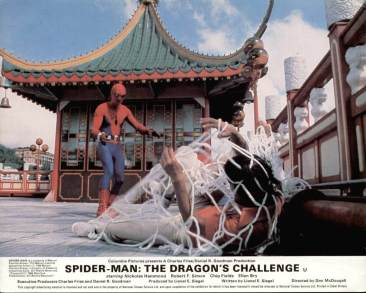Pj And The Gang 49. Fisi's AgePj And The Gang 49. Spidey Webbing