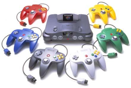 230 Nintendo64